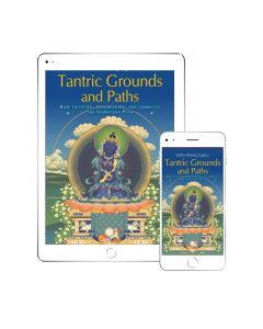 Tantric Grounds and Paths - eBook KINDLE format