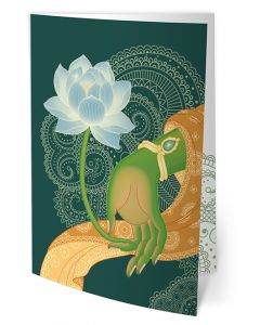 Greeting Card - Green Tara - Supreme Giving