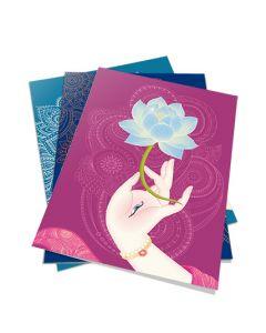 Greeting Card - Gestures of Enlightenment