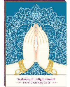 Greeting Card - Gestures of Enlightenment (set of 12)