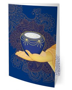 Greeting Card - Shakyamuni - Holds a Precious Bowl