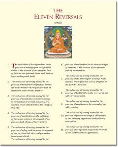 Wisdom Print - The Eleven Reversals