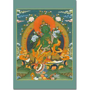 Green Tara 1