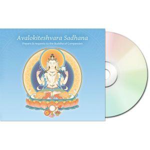Avalokiteshvara Sadhana - CD