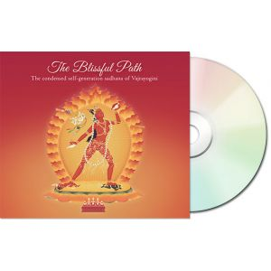 The Blissful Path - CD