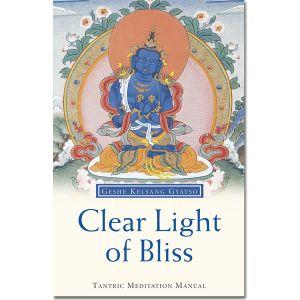Clear Light of Bliss - Hardback