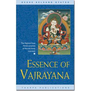 Essence of Vajrayana - Paperback