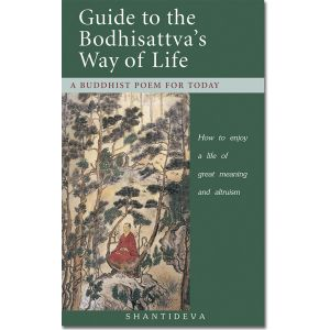 Guide to the Bodhisattva's Way of Life - Paperback