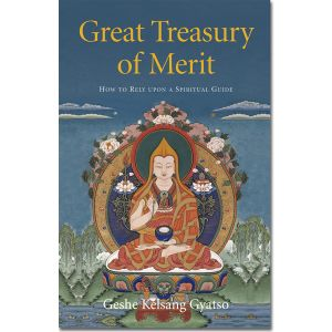 Great Treasury of Merit - Paperback