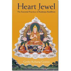 Heart Jewel - Hardback
