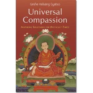 Universal Compassion - Hardback