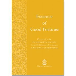 Essence of Good Fortune - Booklet