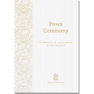 Powa Ceremony - Booklet