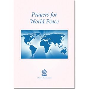 Prayers for World Peace - Booklet
