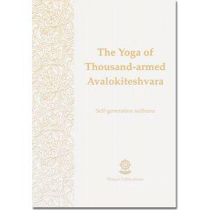 The Yoga of Thousand-armed Avalokiteshvara - Booklet