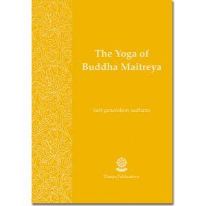 The Yoga of Buddha Maitreya Sadhana - Booklet