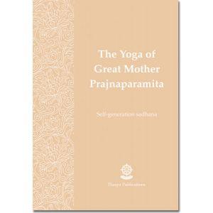 The Yoga of Great Mother Prajnaparamita - Booklet