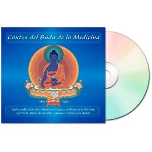 Cantos del Buda de la Medicina – CD