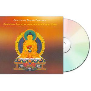 Cantos de buena fortuna – CD