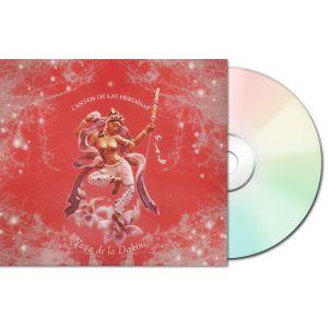 Cantos de las Heroínas – CD