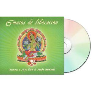Cantos de liberación – CD