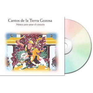 Cantos de la Tierra Gozosa – CD