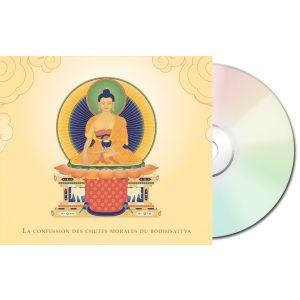 La Confession des chutes morales du bodhisattva - CD