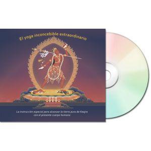 El yoga inconcebible extraordinario – CD