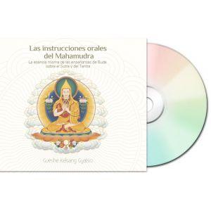 Las instrucciones orales del Mahamudra – Audiolibro CD
