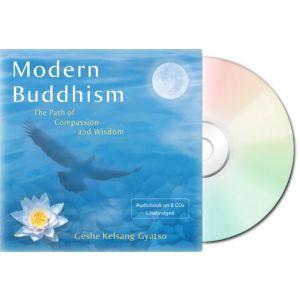 Modern Buddhism - AUDIOBOOK CD