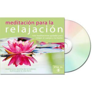 Meditación para la relajación – Audio CD