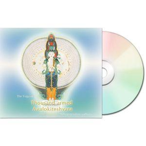 The Yoga of 1000-armed Avalokiteshvara - CD