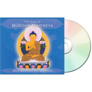 The Yoga of Buddha Maitreya - CD