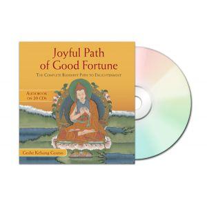 Joyful Path of Good Fortune - Audiobook CD