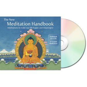 The New Meditation Handbook - Audiobook CD