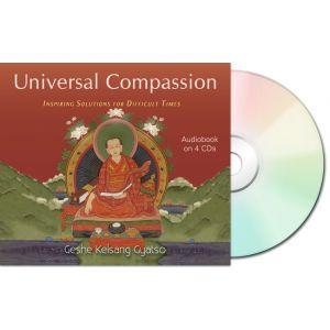 Universal Compassion - Audiobook CD
