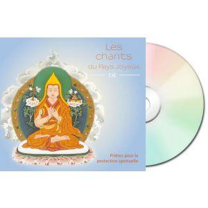 Les Chants du Pays Joyeux - CD