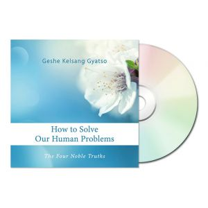 How to Solve Our Human Problems - Audiobook CD