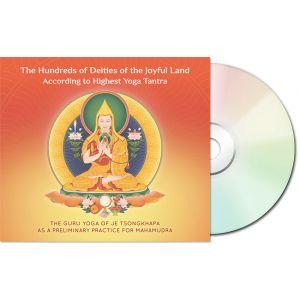 The Hundreds of Deities of the Joyful Land According to Highest Yoga Tantra - CD