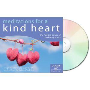 Meditations for a Kind Heart - Audio CD