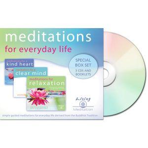 Meditations for Everyday Life (Box Set)