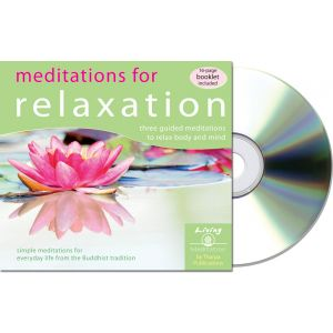 Meditations for Relaxation - Audio CD