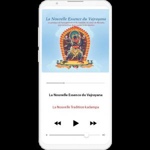 La Nouvelle Essence du Vajrayana - mp3
