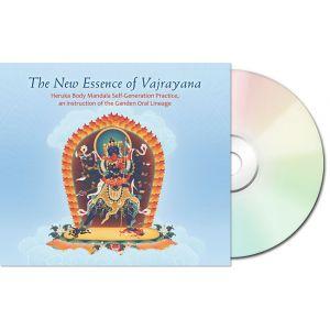 The New Essence of Vajrayana - CD