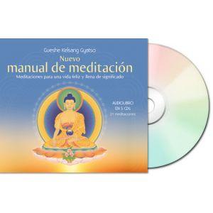 Nuevo manual de meditación – Audiolibro CD