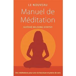 Le Nouveau Manuel de Méditation - recto