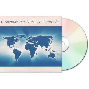 Oraciones por la paz en el mundo – CD