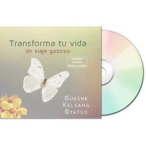 Transforma tu vida – Audiolibro CD