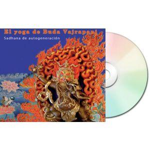 El yoga de Buda Vajrapani - CD