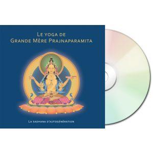 Le Yoga de Grande Mère Praajnaparamita - cd
